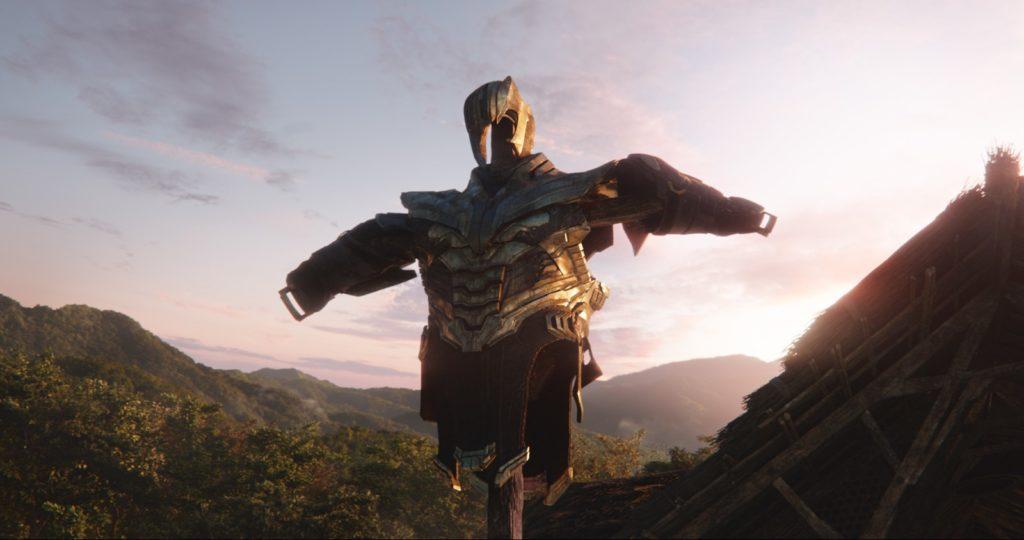 "Thanos' (Josh Brolin) Rüstung ""Avengers: Endgame"" - © Marvel Studios"