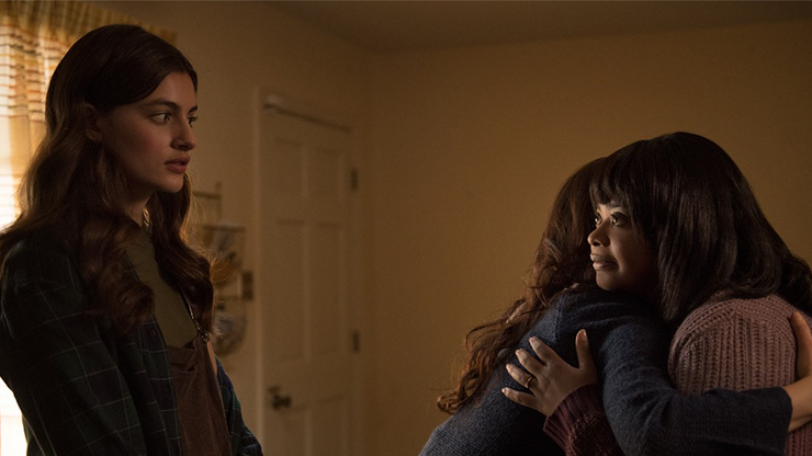 Ocatvia Spencer und Diana Silvers in Ma © Universal Pictures