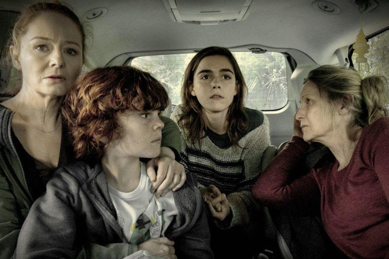 Kate Trotter, Kiernan Shipka, Kyle Harrison Breitkopf, Miranda Otto © 2019 Constantin Film Verleih GmbH / Michael Gibson