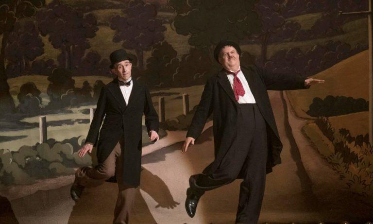 """John C. Reilly und Steve Coogan als Oliver Hardy und Stan Laurel in """"Stan & Ollie"""" - © SquareOne"""