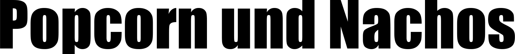Logo for Popcorn und Nachos